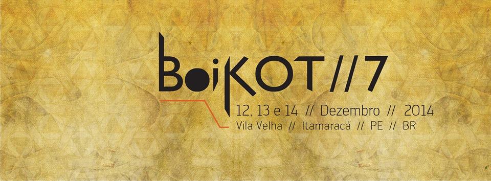Luca Dj set@Boykot Festival Brazil