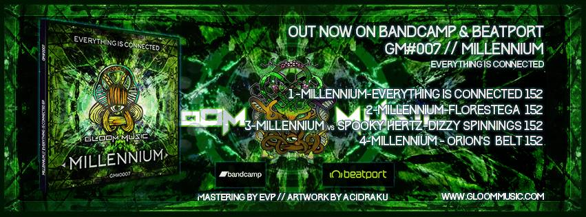 GM#007 //Millenium