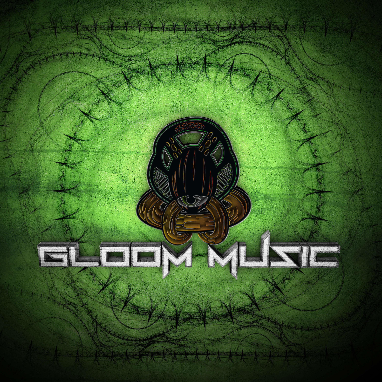 AAA GLOOM MUSIC 3D LOGO Poison Low